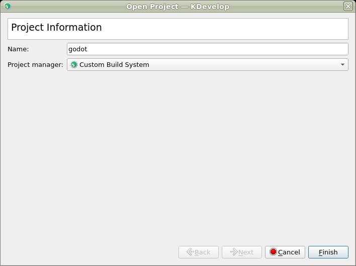 Configuring an IDE — Godot Engine latest Dokumentation
