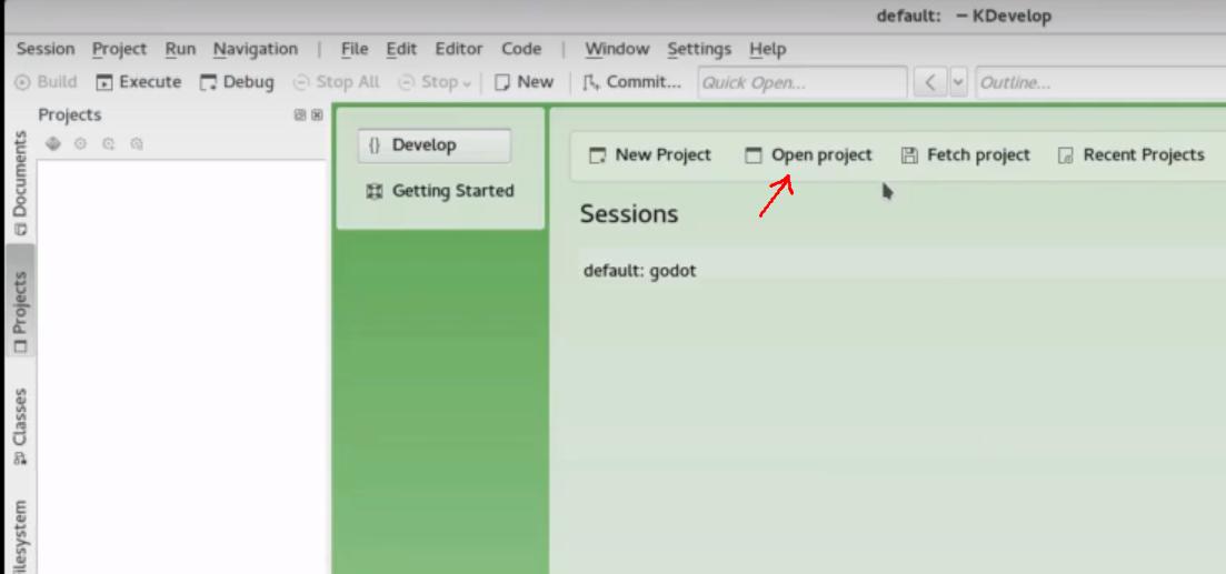 Configuring an IDE — Godot Engine 2 1 documentation