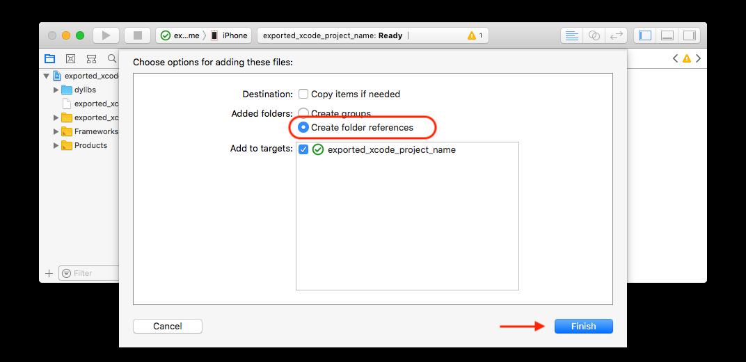 Exporting For Ios Godot Engine Latest Documentation
