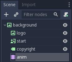Animations — Godot Engine latest documentation