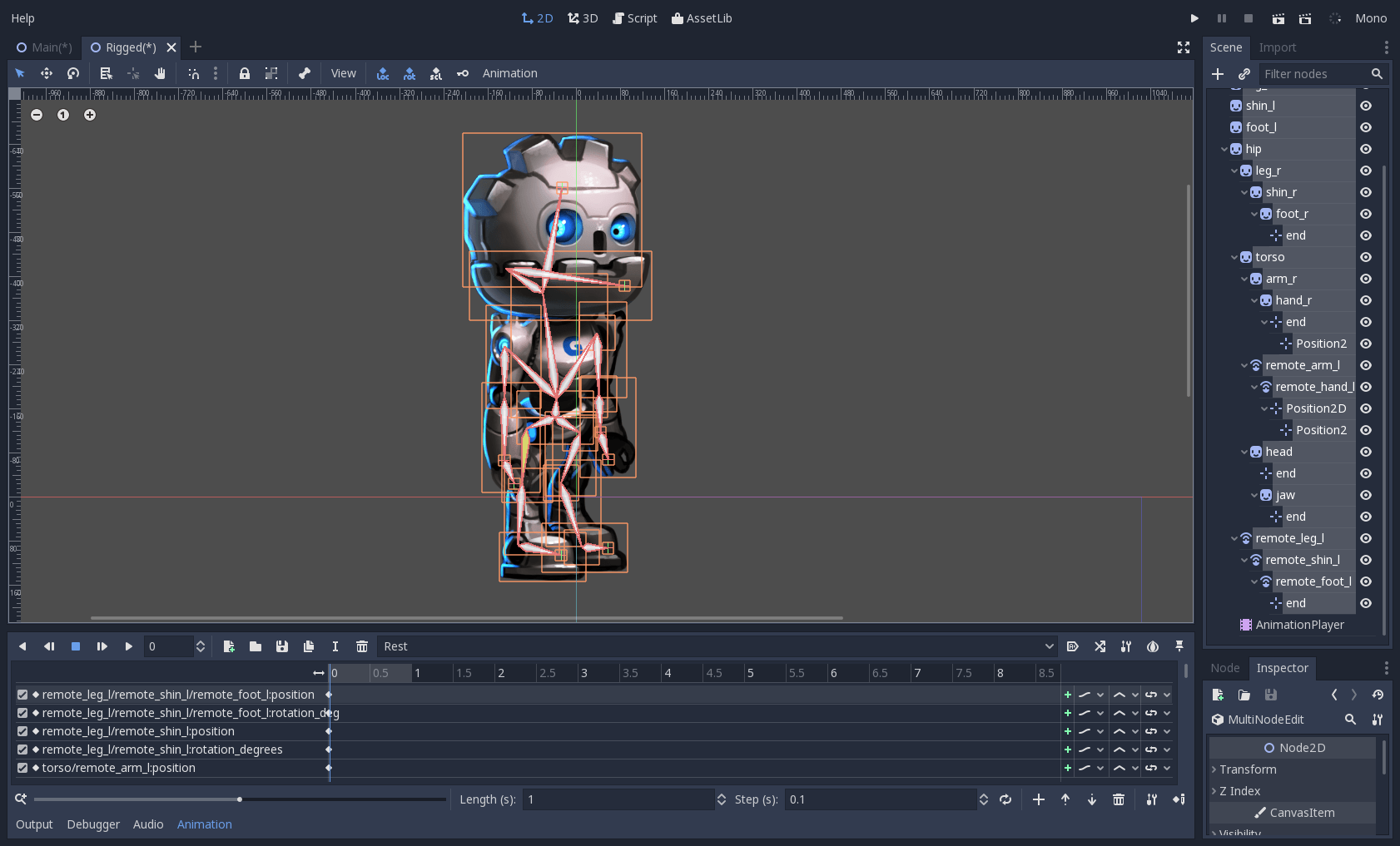Cutout animation — Godot Engine latest documentation