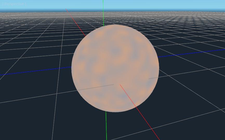 Alien Planet Texture
