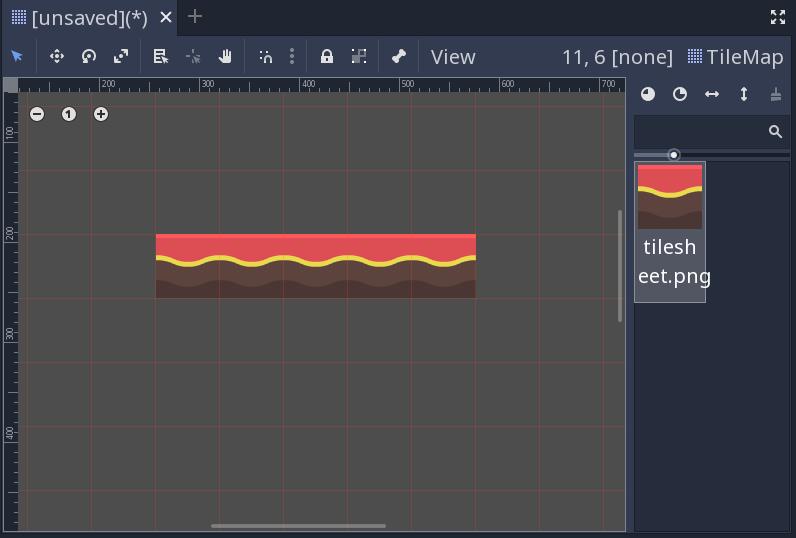 Usando tilemaps — documentación de Godot Engine - latest