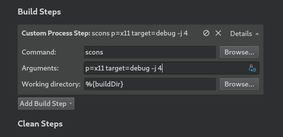 Configuring an IDE — Godot Engine latest documentation