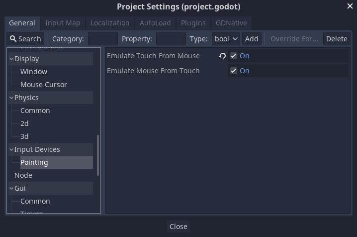 Esportazione — Godot Engine latest documentazione