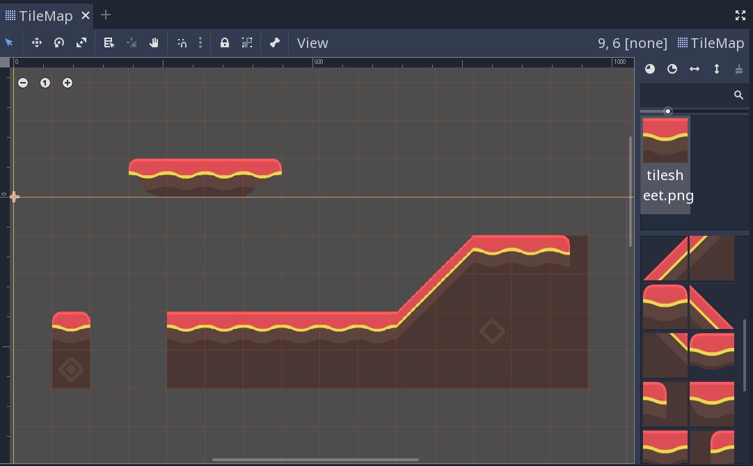 Using tilemaps — Godot Engine latest documentazione
